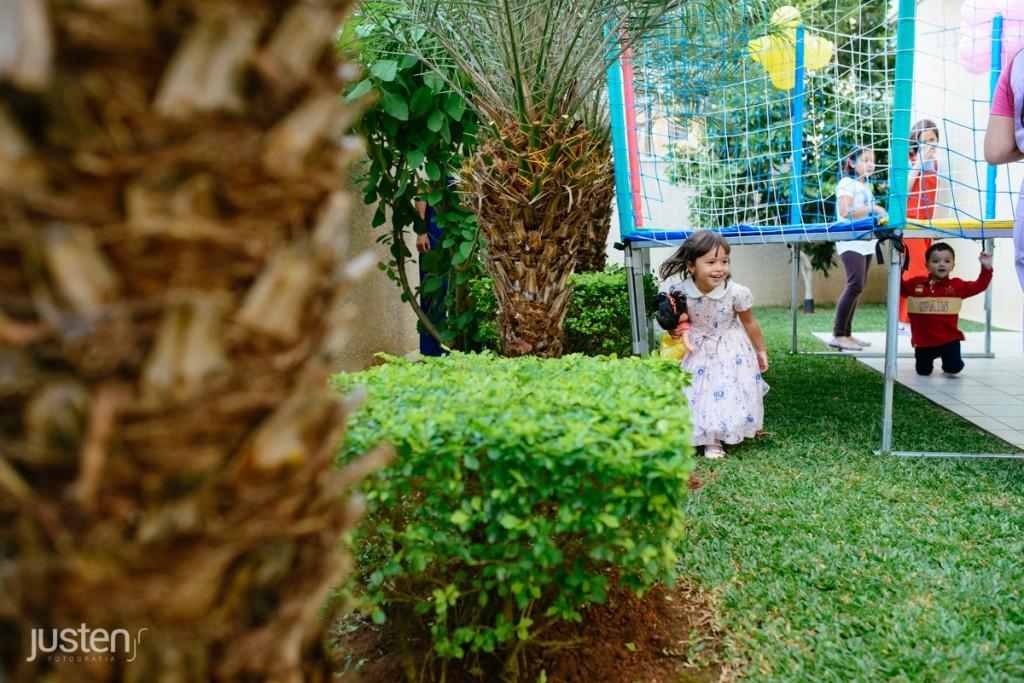 criança correndo