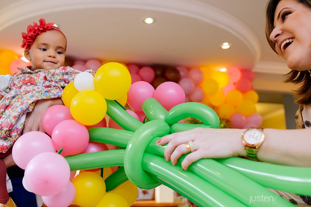 Aniversário infantil de  Antonia