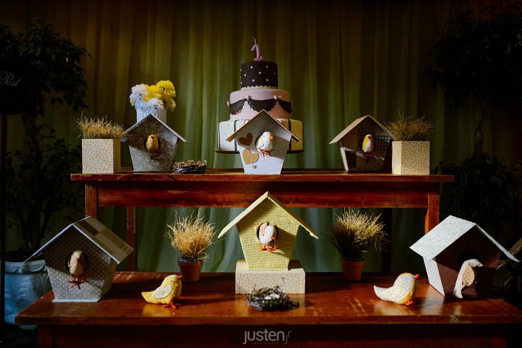 Decoração de aniversário Infantil na Fina Festas