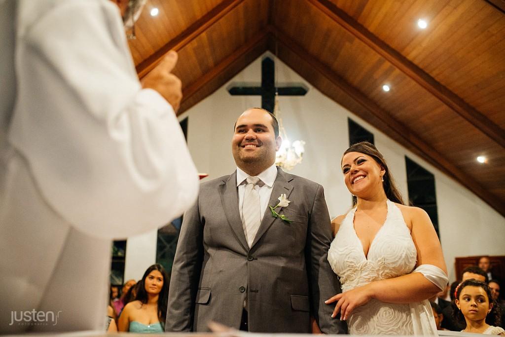Fotografia de noivos, capelinha nossa senhora da salete