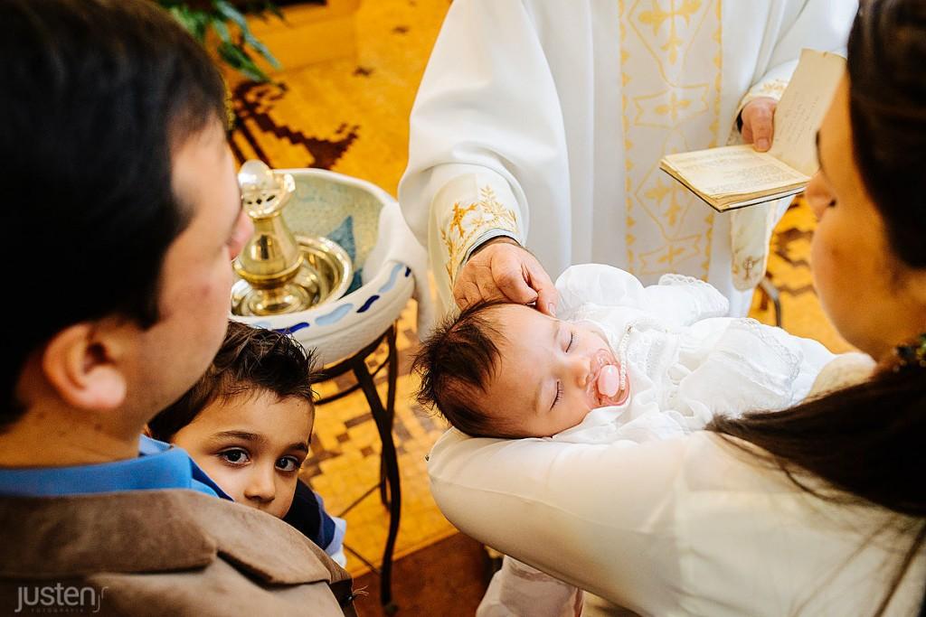 Batismo no Asilo São Vicente de Paulo