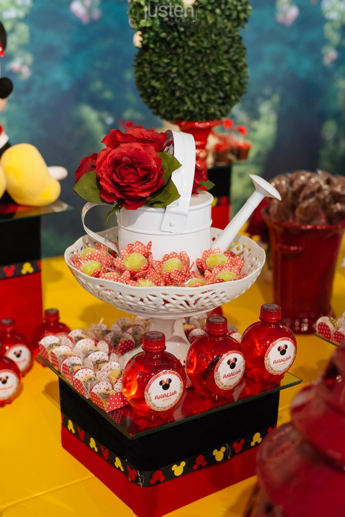 miney happy fest happy fest curitiba aniversário infantil decoração tema miney flores