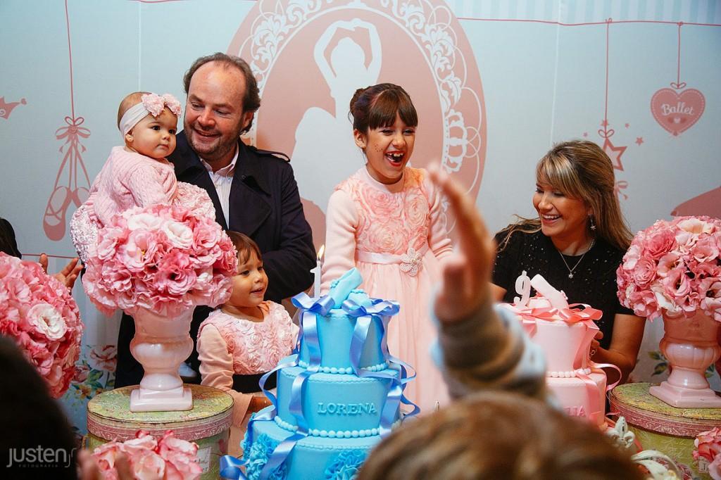 Giulia Chelles em seu aniversario e lorena chelles decoração de mariana sperb