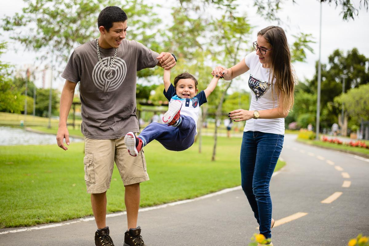 Ensaio Mariana + Lucas = Gabriel