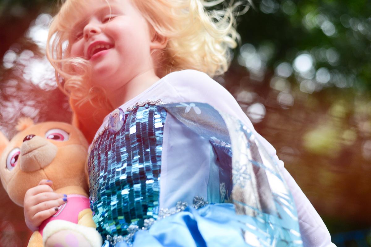 Aniversário Infantil 3 Anos Laura